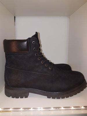 Timberland Boots, schwarz, Gr. 42