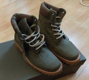 Timberland Boots Stiefel Schnürstiefel denim neu