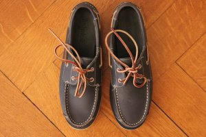Timberland Lace Shoes dark blue
