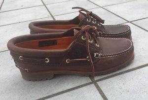 Timberland Bootsschuhe braun!