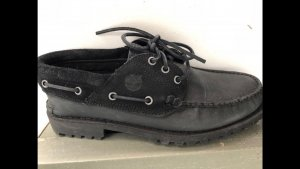Timberland Sailing Shoes black