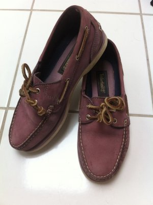 Timberland bootsschuhe rosa 39 tiptop preppy prepster girly