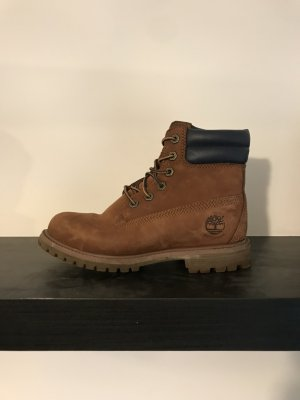 Timberland Lace-up Boots brown-dark blue