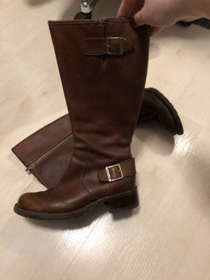 Timberland Braune Stiefel robust 7,5W 38