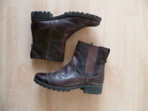 Timberland braune Stiefelette Boots mit robuster Sohle
