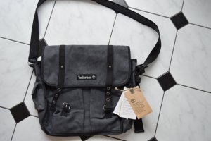 Timberland Laptop bag black-dark grey