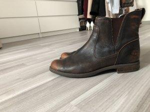 Timberland Chelsea laarzen bruin