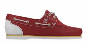 Timberland Sailing Shoes multicolored leather