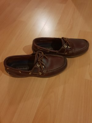 Timberland Moccasins brown-cognac-coloured