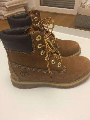 Timberland Classic Boots rust-honey