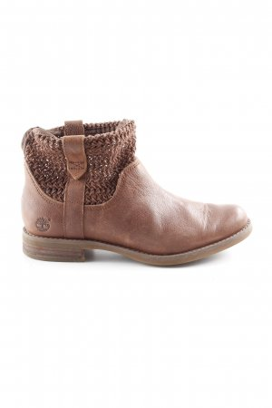 Timberland Cut-Out-Stiefeletten braun Casual-Look