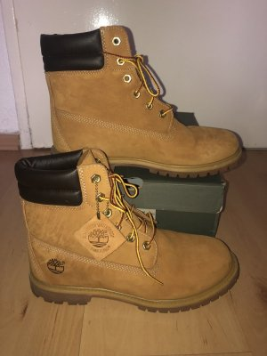 Timberland double collar Boots Winterstiefel Profilsohle Gr. 41