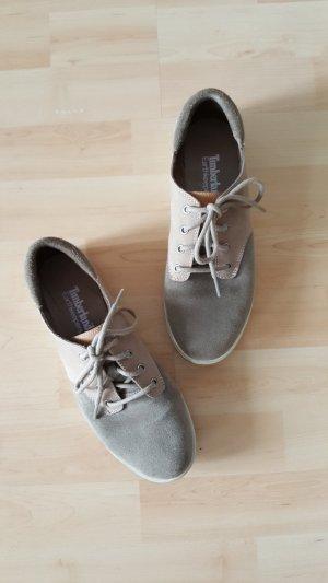 Timberland Eartkeepers graue Sneaker aus Wildleder