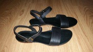 Timberland Sandalo comodo nero Pelle