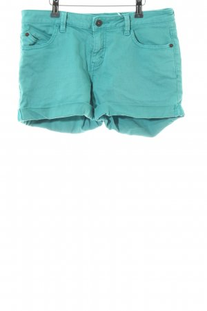 Timberland Jeansshorts türkis Casual-Look