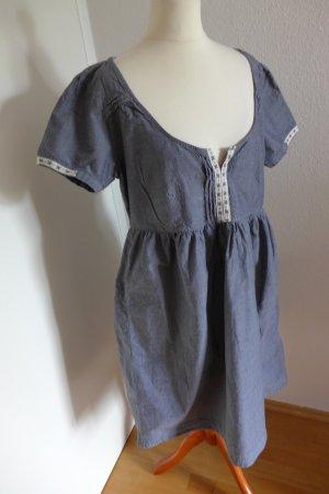 Timberland Kleid Tunika Jeans blau Gr. L