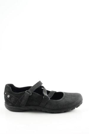 Timberland Komfort-Sandalen schwarz Casual-Look