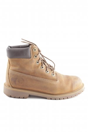 Timberland Short Boots light orange-brown business style