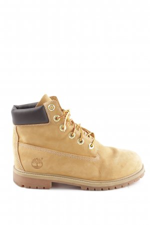 Timberland Short Boots light orange-brown casual look