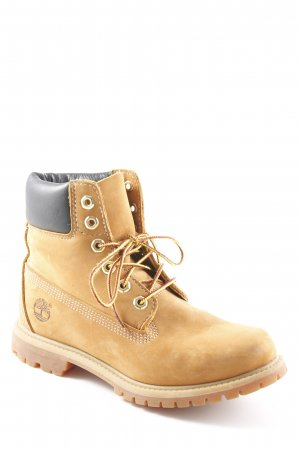 Timberland Short Boots multicolored casual look