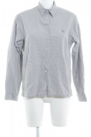 Timberland Long Sleeve Shirt check pattern casual look