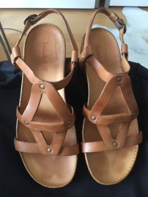 TIMBERLAND  Leder Sandale, 40€