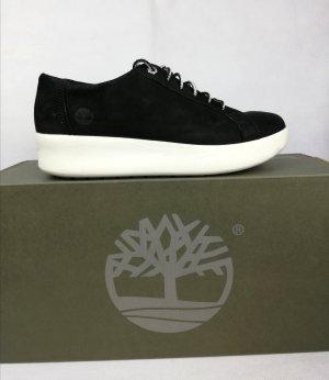 Timberland Leder Sneaker Schnürer Schuhe Gr. 38