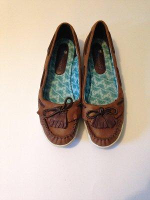 Timberland Mokasin Schuhe + kleine Überraschung
