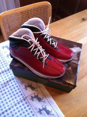 TIMBERLAND ORIGINAL Echtleder Stiefel Boots Grösse 41 Wie NEU