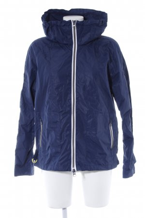 Timberland Outdoor Jacket dark blue-white casual look
