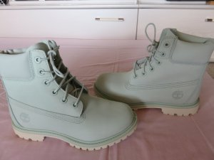 Timberland Ankle Boots baby blue-azure leather