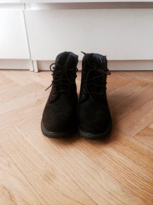 Timberland Premium Stiefel 6inch schwarz Damen NEU