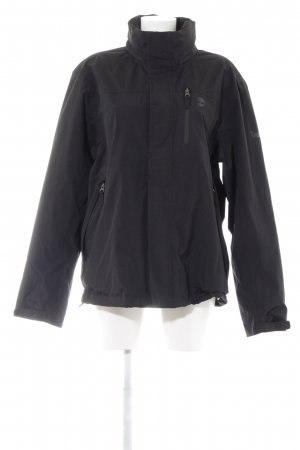 Timberland Raincoat black athletic style