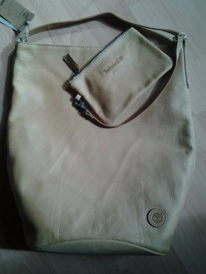 Timberland Satchel Bag beige neu mit Etikett