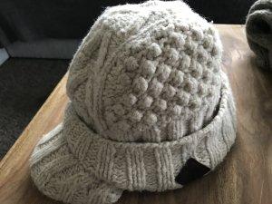 Timberland Schirmmütze aus 100% Wolle
