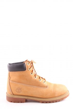 Timberland Lace-up Boots brown-light orange casual look