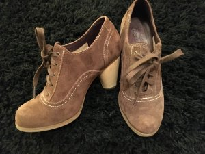 Timberland Lace-up Pumps brown