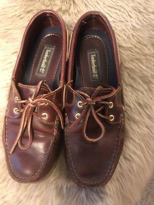 half off d8fb3 a6d58 Timberland Schuhe Größe 40 Braun