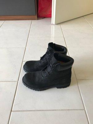 Timberland Schuhe in Schwarz!
