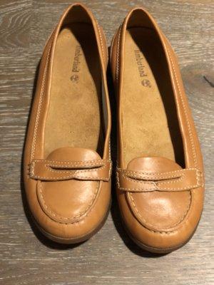 Timberland Schuhe Leder Slipper in Gr 36 neu