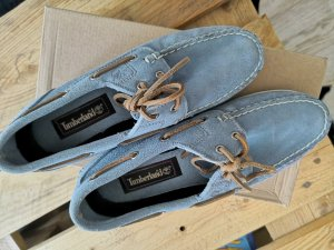 Timberland Sailing Shoes pale blue-light blue