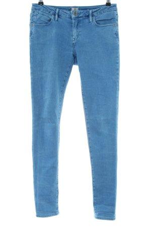 Timberland Skinny Jeans türkis Casual-Look