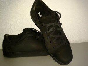 Timberland Sneaker -  Damen Dashiell Oxford Black Nubuck Gr. 39