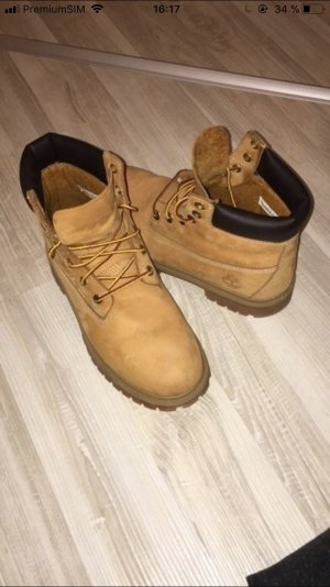 Timberland Winter Boots beige-brown