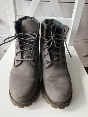 Timberland Lace-up Boots grey brown