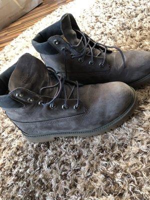 Timberland Stiefel dunkelblau/grau