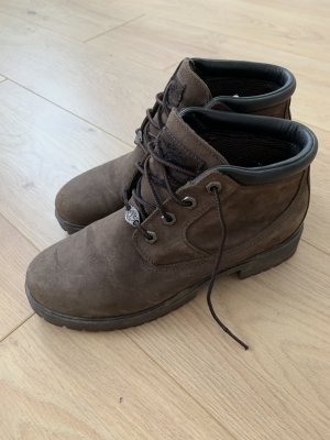 Timberland Lace-up Boots dark brown
