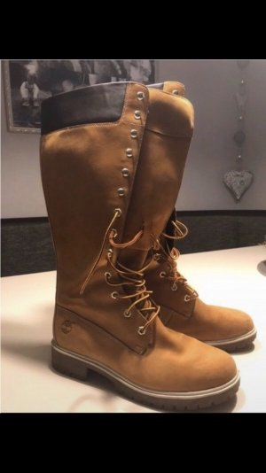 Timberland Lace-up Boots light brown