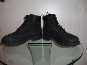 Timberland Stiefel schwarz Gr. 40 wenig getragen TOP