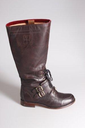 Timberland Stiefel schwarzbraun